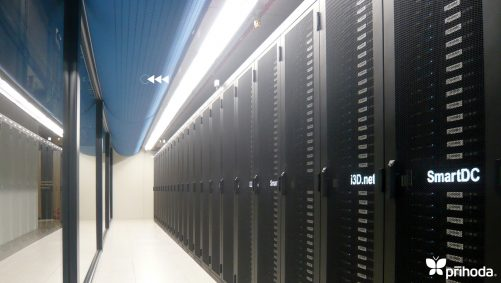 kumaş kanal data center