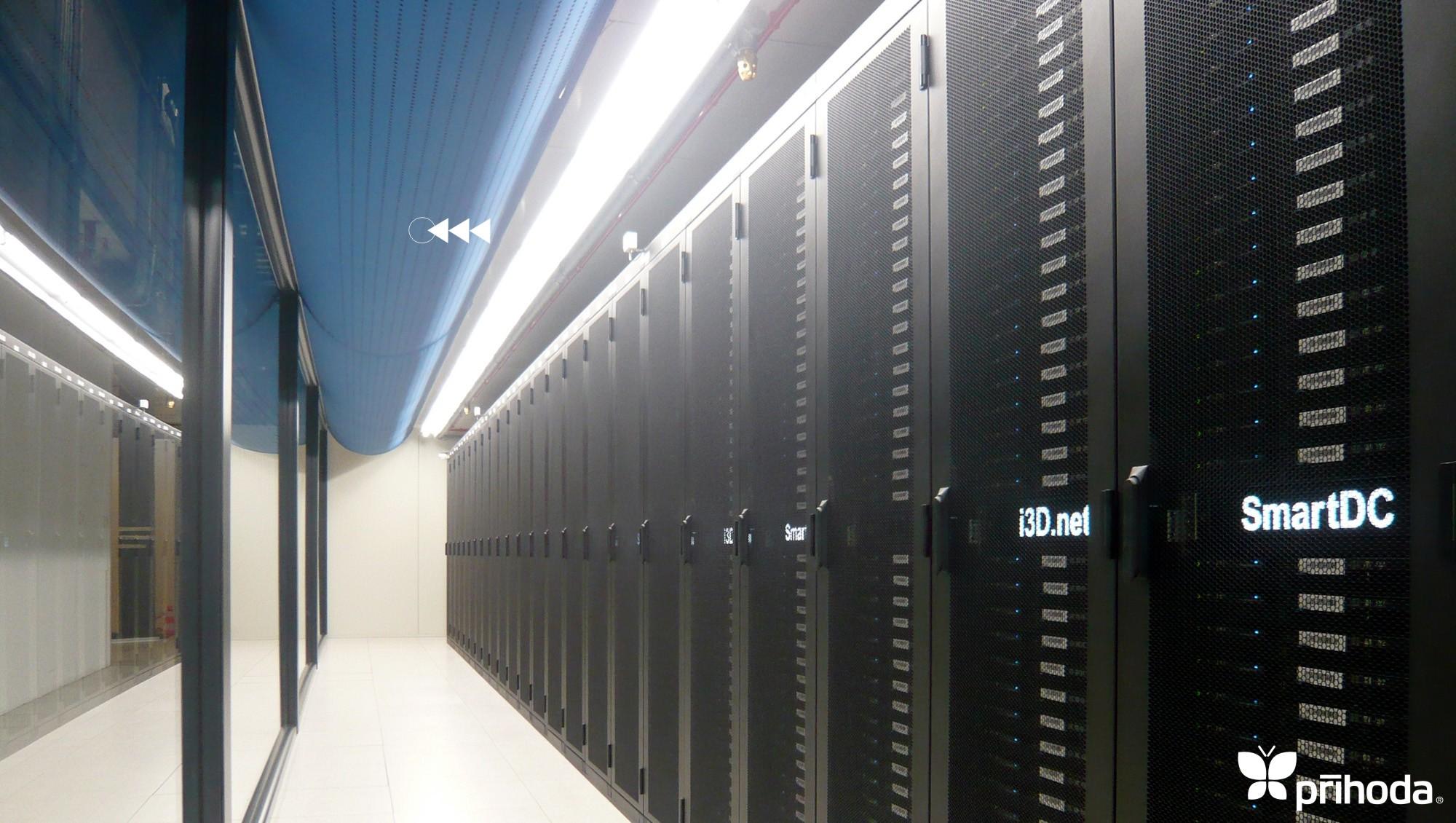 kumaş kanal data center