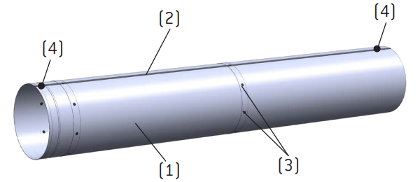 kumaş kanal antistatik