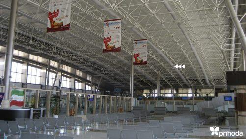 kumaş kanal yüksek tavan uzay çatı uygulama
