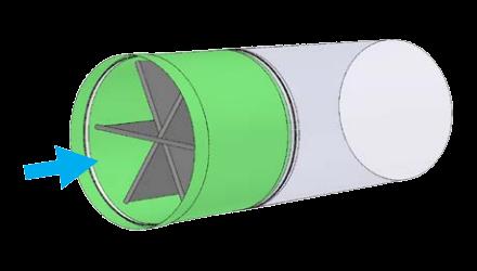 kumaş kanal ekolayzer 2 uygulama