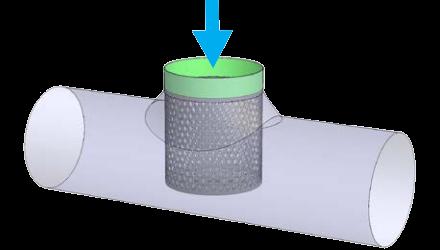 kumaş kanal ekolayzer 3 uygulama