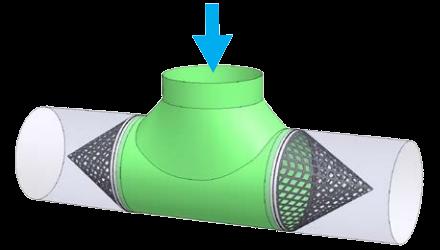 kumaş kanal ekolayzer 4 uygulama