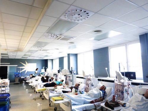 hastanelerde kumaş difüzör kullanımı